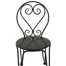 Wrought Iron Bistro Chairs Adorable Wrought Iron Commercial Bistro Chair 19 Best Images About