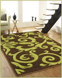 Area Rugs Brown Enthralling Green Area Rugs Home And Interior Home Decoractive