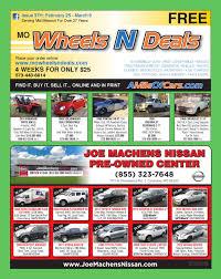 nissan pathfinder quad seats wheels n deals issue 37h by maximum media inc issuu