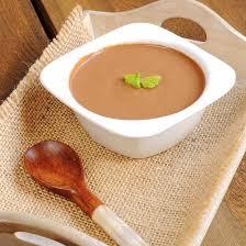 cuisine minceur thermomix recette mousse au caramel au beurre salé au thermomix