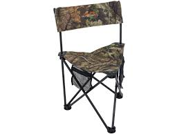 alps outdoorz rhino mc tripod hunting chair steel polyester