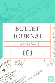 bullet journal 101 introduction boho berry