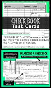 this lesson is a great way to introduce students to writing checks