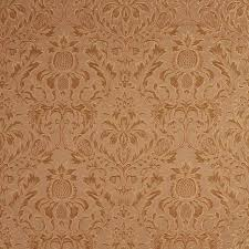 ivory upholstery fabric brown bronze green ivory floral pineapple damask upholstery fabric