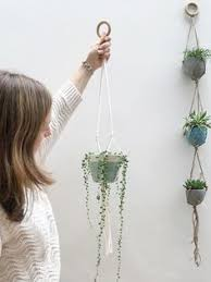Hanging Planters Indoor by Diy Planters