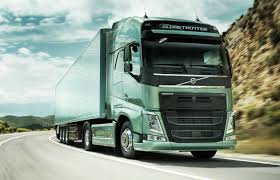 volvo lorry video find volvo u0027s new semi truck stops itself just shy of a