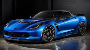 convertible cars chevrolet chevrolet corvette z06 convertible car blue cars