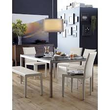 Best Dwell Dining Images On Pinterest Dining Tables Dining - Crate and barrel dining room tables