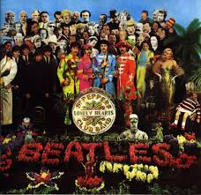 sargeant peppers album cover the beatles sgt pepper s photo shoot faces in the crowd