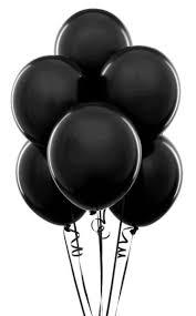 black balloons the black balloon