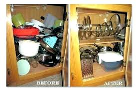 ideas to organize kitchen organizing kitchen cabinets bloomingcactus me