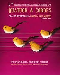 concours international de musique de chambre de lyon quatuors de demain au concours international de musique de chambre