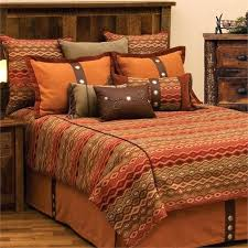 Rust Comforter Set Rust Coloured Duvet Covers Rust Duvet Covers 8 Pc Embroidered