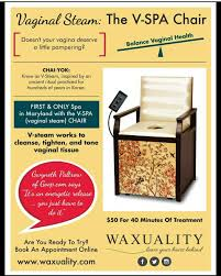 V Steam Chair Waxuality Waxuality Twitter