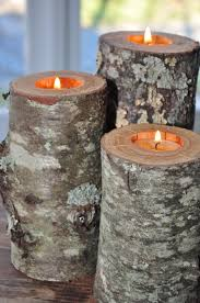 tree branch candles farmacy