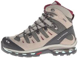 womens quest boots salomon quest 4d gtx womens boots becky chain reaction redwood