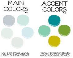 whole house color palette copy our home pinterest house