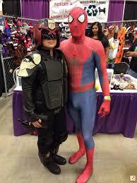 Judge Dredd Halloween Costume Amazing Spiderman 2 Judge Dredd Horror