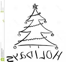 christmas tree sketch pencil drawing pencil sketch of christmas