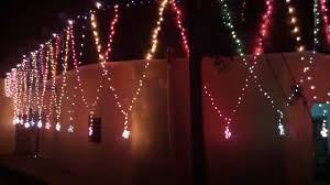 Christmas Light Decoration Ideas by Diwali Lighting Decoration Idea At Home Home Decoration