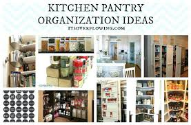 kitchen pantry closet organization ideas kitchen pantry organization aerojackson