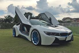Bmw I8 On Rims - car gallery