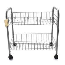 kitchen carts rolling storage carts for kitchen white elfa