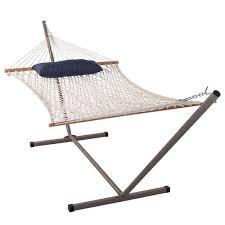 12 feet steel stand with hammock combo