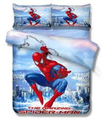 Spiderman Comforter Set Full Spiderman Bed Set Spiderman Bedroom Set Marvel Spiderman Toddler