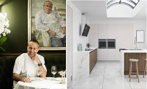 launching the roux kitchen to press at grand designs live dmc