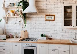 backsplash for kitchen without cabinets 10 looking kitchens in singapore with no cabinet