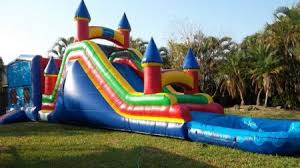 party rental west palm bounce house water slides and party rentals boca raton delray