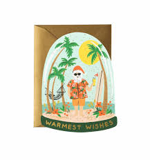 warmest wishes photo card warmest wishes greeting card by rifle paper co made in usa