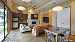 interior design kitchen and living room printtshirt