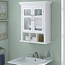 Mirrored Wall Cabinet Bathroom Wyndenhall Two Door Bathroom Wall Cabinet With