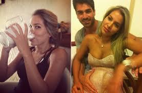 Ex- BBB Rodrigão posta foto de Adriana com barrigão - AMO o BBB ...