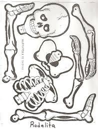 dia de los muertos coloring pages arterey info