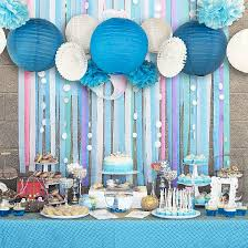 the sea party set of 13 blue pink themed party the sea party