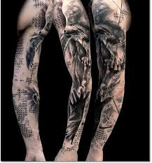 25 awesome example of full sleeve tattoo ideas
