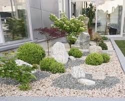 moderne möbel und dekoration ideen kühles vorgartengestaltung