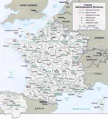 Orleans France Map by Regional Map Of France
