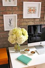 Desk Decorating Cubicle Decor Ideas Style Me Thrifty