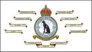 British Somaliland Flag Raf Battle Honours Raf Heraldry Trust