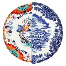 chimeric china plates cups dishes and vases that mashup