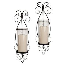 Sconce Candle Sconce Candle Holders U0026 Candles Hayneedle