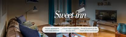 sweet inn holiday apartments with hotel services