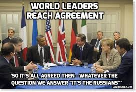 Russia Meme - failed media s latest news meme russia did it dregs of the