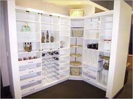 Kitchen Closet Shelving Ideas Minimalist Kitchen Pantry Tjihome