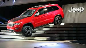 jeep grand cherokee modified jeep unveils two new models of the grand cherokee autotrader ca
