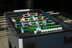 electronic table football game table football soccer game kicker table football game soccer